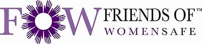 friends of womensafe branding
