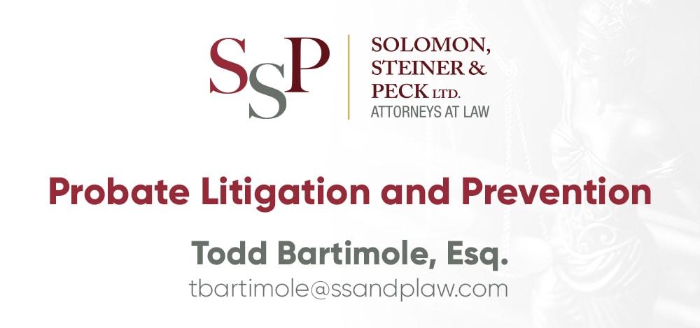 probate litigation video cover